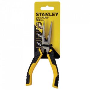 Cleste cu falci lungi, dezizolat cabluri, Stanley
