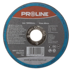 Disc profesional debitare metale, extra dur, 230 x 3mm, A30R, Proline