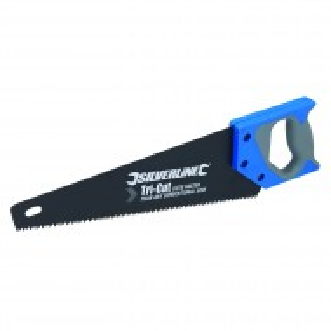 Fierastrau manual Tri Cut Saw , 350mm , 7tpi , Silverline Tri-Cut Saw