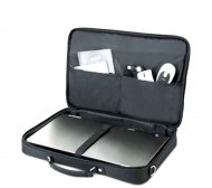 Geanta protectie laptop , 282 x 225 x 45 mm , Negru