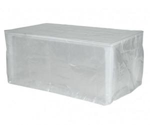Husa transparenta impermeabila masa , 100 x 150 x 75 cm, Acamp