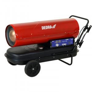 Incalzitor cu motorina / diesel ardere directa 50 kW, Dedra