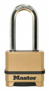 Lacat profesional cu cifru, clasa protectie 9/10, 115mm, Master Lock Excell