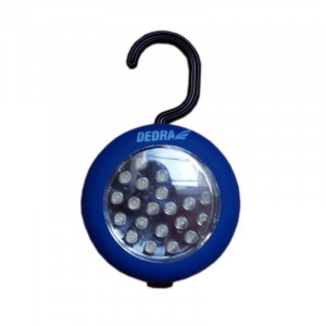 Lampa LED 24 Leduri forma rotunda