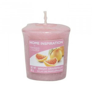 Lumanare parfumata Votive Bright Grapefruit, 49g, Yankee Candle