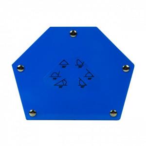 Magnet pentru sudura Silverline hexagonal model 27.2Kg 30 ° 45 ° 60 ° 90 ° 135 °