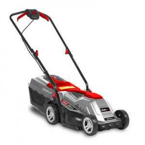 Masina tuns iarba electrica, 1200W, 3500rpm, 30L, lama 33 cm, Dedra