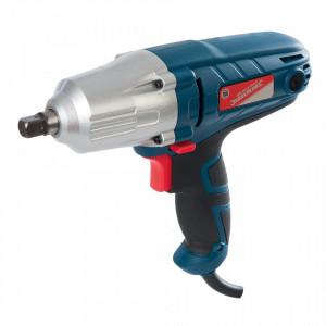 Pistol , cheie electrica cu impact pentru strans prezoane , 350Nm , Silverline 400W