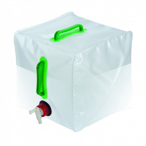 Rezervor de apă pliabil , 20L , Silverline Collapsible Water Container