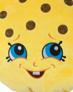 Rucsac , ghiozdan copii plusat , Cookies,  SHOPKINS PLUSH