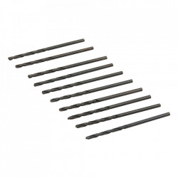 Set 10 burgie metal, heavy-duty, 2 mm, Silverline