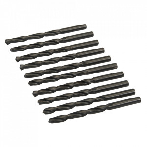 Set 10 burgie metal, heavy-duty, 8 mm, Silverline