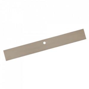 Set 10 lame racleta tencuieli, 102 x 14 mm, grosime 0.4mm, Silverline