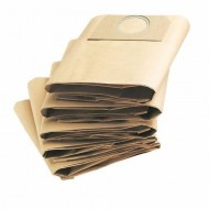 Set 5 saci de hartie reverva pentru aspirator , Dedra