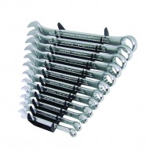 Set chei mecanica , 12 piese , crom vanadiu , Silverline Combination Spanner Set 12pce