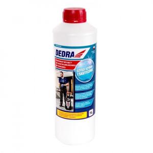 Solutie de curatat terase, gresie sau piatra, 1L , pentru aparat de spalat cu presiune, Dedra
