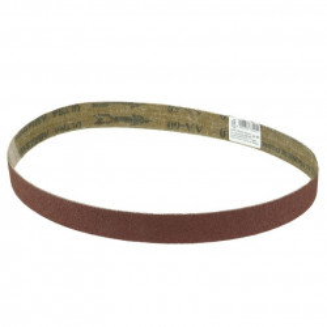 Banda slefuitor tip curea, 762 x 25mm, grit 60, Dedra