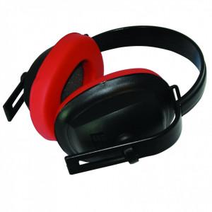 Casti de protectie pentru urechi SNR 22dB , Silverline Compact Ear Defenders SNR 22dB