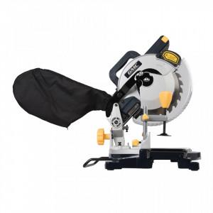 Circular de banc, taiere unghi, 1200w, disc 210mm, ghidaj laser, GMC