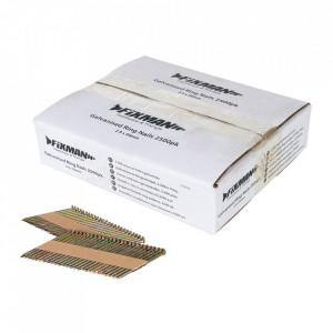 Cuie galvanizate 50x2.9mm,banda hartie perforata, 2500 buc, Fixman