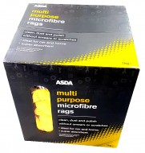 Cutie 1.34Kg miniprosoape cu microfibre pentru sters, curatat