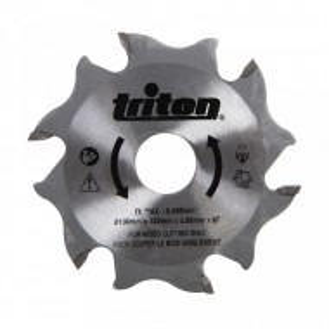 Disc profesional lemn, 100x22x3.92mm, Triton