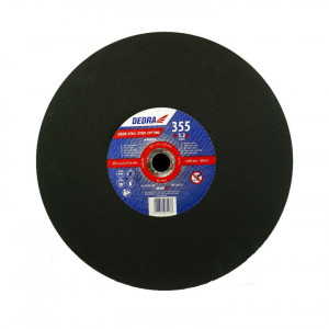 Disc taiat metale, 355x3.2x25.4 mm, Dedra