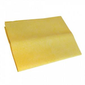 Laveta piele sintetica dezaburire geamuri auto, 400x300mm, Silverline