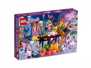 LEGO® Friends Calendar de Craciun LEGO Friends (41382)