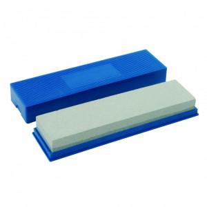 Piatra pentru ascuțit , 200x50x20mm , Silverline Silicon Carbide Combination Sharpening Stone