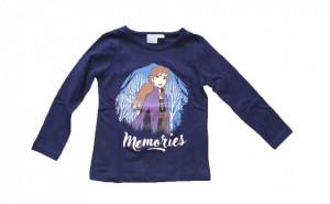 Pijama copii, bluza + pantalon, marimea 98 - 104, 2-4 ani, Disney Frozen