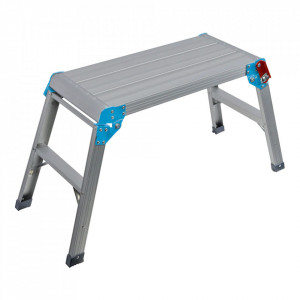 Platforma 650 x 410 x 165mm, 150Kg, Silverline