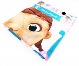 Prosop Disney Doc Mcstuffins , 140 x 70cm , 100% bumbac