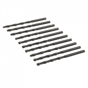 Set 10 burgie metal, heavy-duty, 3.5 mm, Silverline