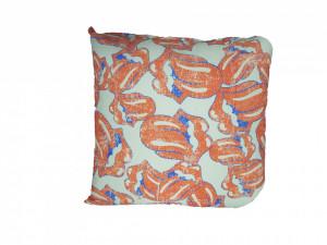 Set 2 perne decorative premium, 43 x 43 cm, England, husa detasabila, George Home