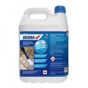 Solutie curatat pavele si beton, 5L , pentru aparat spalat cu presiune, Dedra