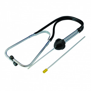 Stetoscop mecanica , 320mm , Silverline Mechanics Stethoscope
