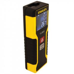 Telemetru laser 20m, ecran lcd, Stanley TLM65