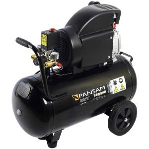 Compresor aer PANSAM 50L , 8 bar , 1 cilindru , 200 L/min