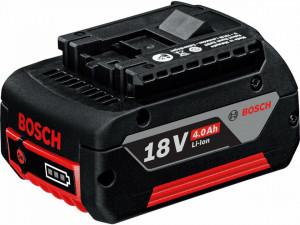 Acumulator ORIGINAL Li-ion Bosch 1600Z00038, 18 V, 4.0 Ah