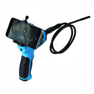 Camera de inspectii , endoscop , WiFi , vizualizare si inregistrare , Silverline HD WiFi Video Inspection Camera