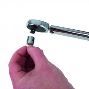 "Cheie de cuplu dinamometrica , 8 - 105Nm , 3/8"" , Silverline Torque Wrench"