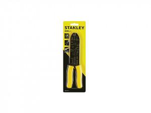 Cleste dezizolat cabluri multifunctional, 1.5 - 6mm, 220mm Stanley