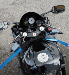 Curea de fixare ghidon motocicleta, jet-ski, atv, 900 x 35mm, Silverline