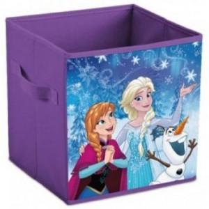 Cutie depozitare fara capac, Frozen, 32x32x32 cm, Disney