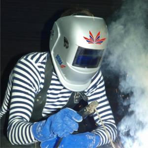 Masca de sudură cu autoinnegrire automata , Full Face , MIG, TIG și Arc (MMA / GMAW), Dedra