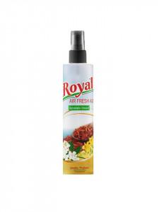 Odorizant , parfum camera, auto, 100 ml, pulverizator mecanic, Sandalo Wood, Royal