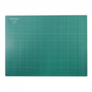Plansa suport pentru taiat, croit, A2, autoreparare, 420 x 594mm, Silverline