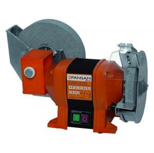 Polizor de banc, 250W, disc 150 - 200 mm, Pansam
