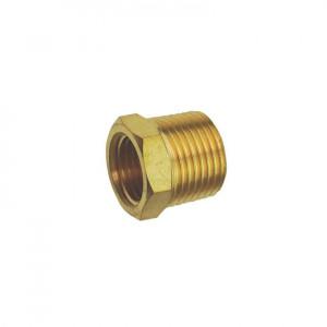 Reductie furtun compresor filet exterior 3/8 , filet interior 1/4, alama, Pansam